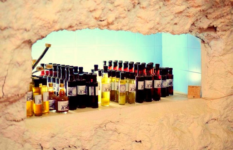 לראות יין שנולד